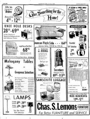 The Courier News from Blytheville, Arkansas on December 6, 1949 · Page 2