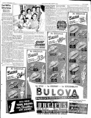 The Courier News from Blytheville, Arkansas on December 6, 1949 · Page 3