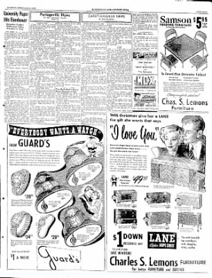 The Courier News from Blytheville, Arkansas on December 6, 1949 · Page 5