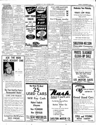 The Courier News from Blytheville, Arkansas on December 6, 1949 · Page 14