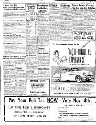The Courier News from Blytheville, Arkansas on September 9, 1952 · Page 12