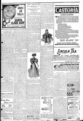 Logansport Pharos-Tribune from Logansport, Indiana on March 28, 1895 · Page 7