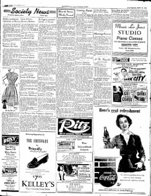 The Courier News from Blytheville, Arkansas on September 10, 1952 · Page 4