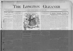 The Longton Gleaner
