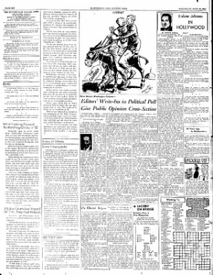 The Courier News from Blytheville, Arkansas on September 10, 1952 · Page 6
