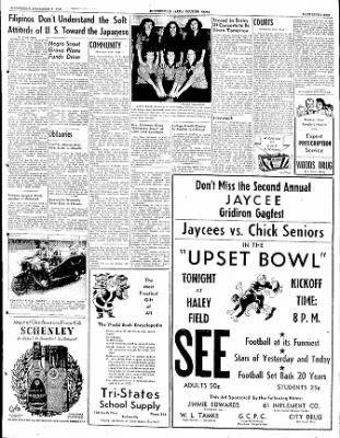 The Courier News from Blytheville, Arkansas on December 7, 1949 · Page 17