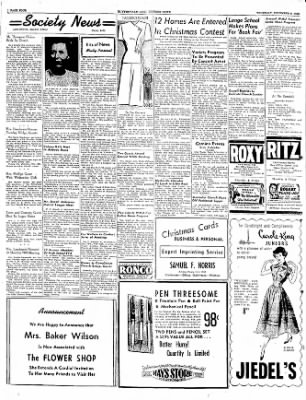 The Courier News from Blytheville, Arkansas on December 8, 1949 · Page 4