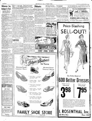 The Courier News from Blytheville, Arkansas on December 8, 1949 · Page 6