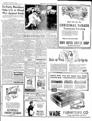 The Courier News from Blytheville, Arkansas on December 8, 1949 · Page 11