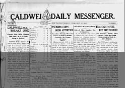 The Caldwell Messenger
