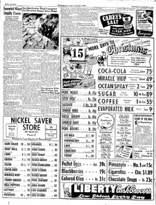The Courier News from Blytheville, Arkansas on December 8, 1949 · Page 16