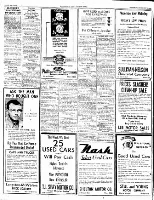 The Courier News from Blytheville, Arkansas on December 8, 1949 · Page 18
