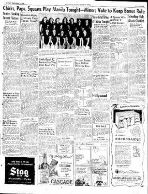 The Courier News from Blytheville, Arkansas on December 9, 1949 · Page 7