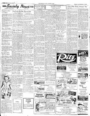 The Courier News from Blytheville, Arkansas on September 12, 1952 · Page 4