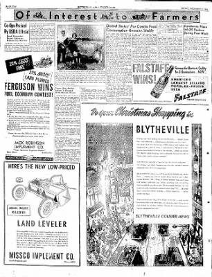 The Courier News from Blytheville, Arkansas on December 9, 1949 · Page 10