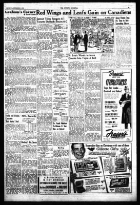 The Ottawa Journal from Ottawa, Ontario, Canada on December 2, 1954 · Page 25