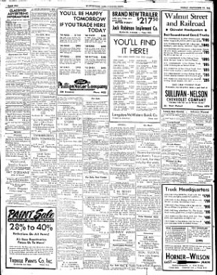 The Courier News from Blytheville, Arkansas on September 12, 1952 · Page 10