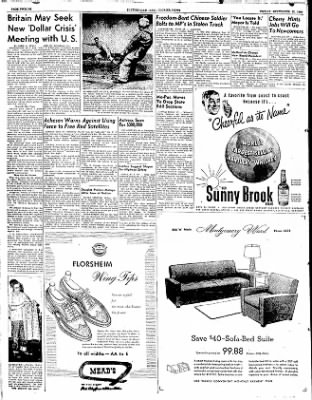 The Courier News from Blytheville, Arkansas on September 12, 1952 · Page 12