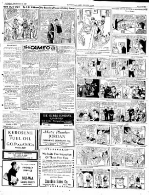 The Courier News from Blytheville, Arkansas on December 10, 1949 · Page 7
