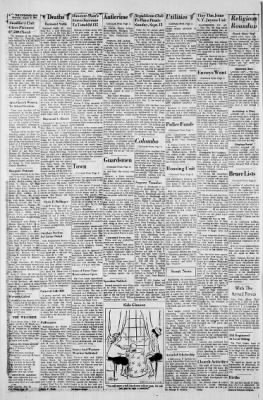 The Evening Sun from Hanover, Pennsylvania on August 6, 1970 · Page 6