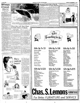 The Courier News from Blytheville, Arkansas on December 13, 1949 · Page 2