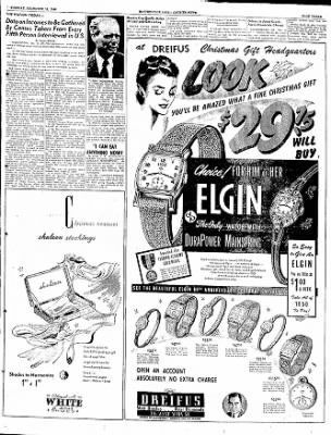 The Courier News from Blytheville, Arkansas on December 13, 1949 · Page 3
