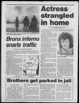 Daily News from New York, New York on August 20, 1983 · 3