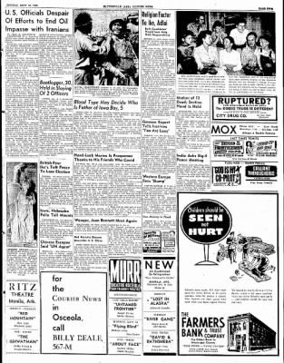 The Courier News from Blytheville, Arkansas on September 15, 1952 · Page 5