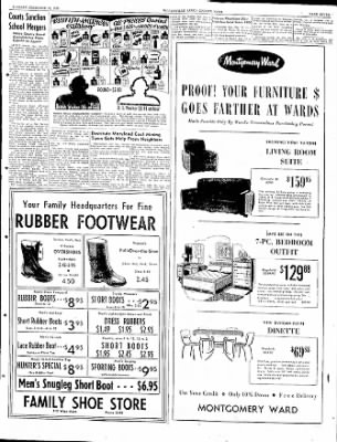 The Courier News from Blytheville, Arkansas on December 13, 1949 · Page 7