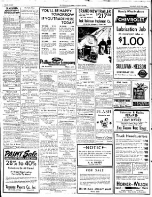 The Courier News from Blytheville, Arkansas on September 15, 1952 · Page 8