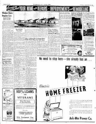 The Courier News from Blytheville, Arkansas on December 13, 1949 · Page 12