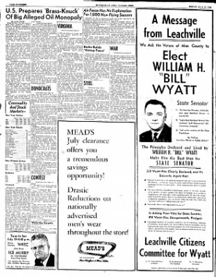 The Courier News from Blytheville, Arkansas on July 18, 1952 · Page 14