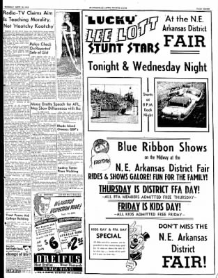 The Courier News from Blytheville, Arkansas on September 16, 1952 · Page 3