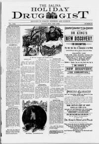 Sample The Druggist front page