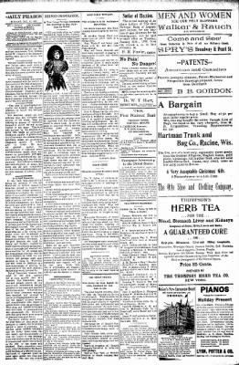 Logansport Pharos-Tribune from Logansport, Indiana on December 13, 1897 · Page 4