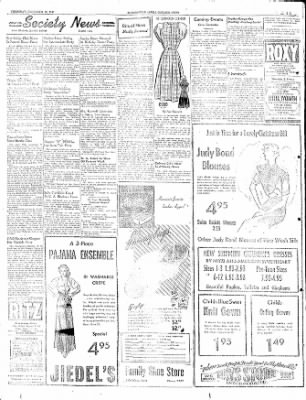 The Courier News from Blytheville, Arkansas on December 15, 1949 · Page 4