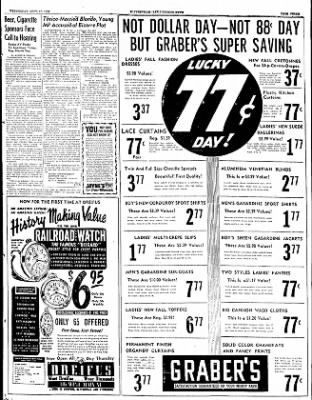 The Courier News from Blytheville, Arkansas on September 17, 1952 · Page 3