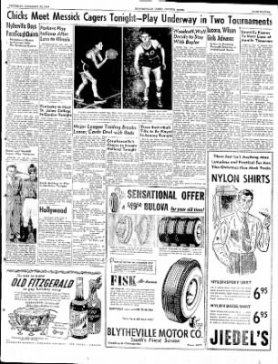 The Courier News from Blytheville, Arkansas on December 15, 1949 · Page 11