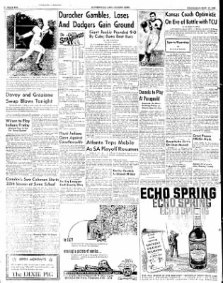 The Courier News from Blytheville, Arkansas on September 17, 1952 · Page 10