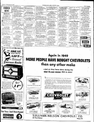 The Courier News from Blytheville, Arkansas on December 16, 1949 · Page 3