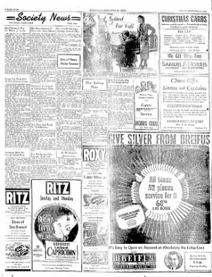 The Courier News from Blytheville, Arkansas on December 16, 1949 · Page 4