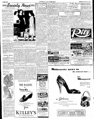 The Courier News from Blytheville, Arkansas on September 18, 1952 · Page 3