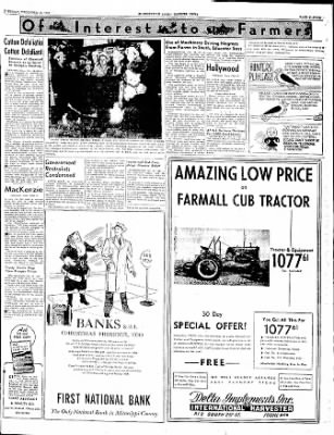 The Courier News from Blytheville, Arkansas on December 16, 1949 · Page 11