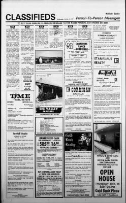 Oakdale Leader from Oakdale, California on October 12, 1977 · 26
