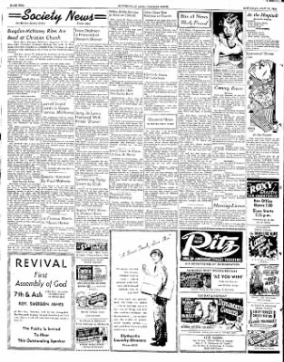 The Courier News from Blytheville, Arkansas on July 19, 1952 · Page 2