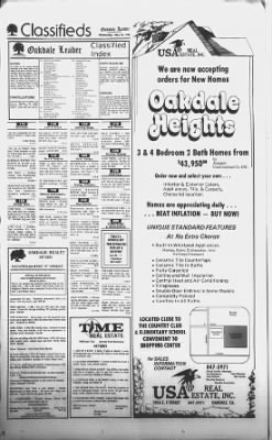 Oakdale Leader from Oakdale, California on May 24, 1978 · 16