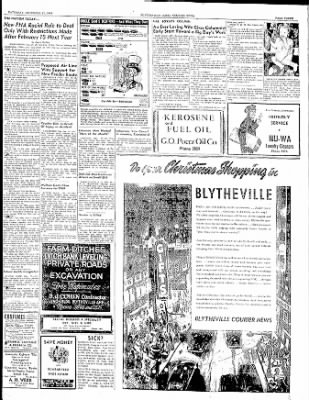 The Courier News from Blytheville, Arkansas on December 17, 1949 · Page 3