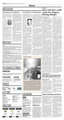 The Danville News from Danville, Pennsylvania on August 1