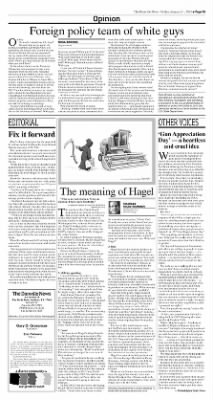 The Danville News from Danville, Pennsylvania on November 1