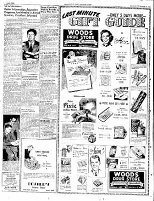 The Courier News from Blytheville, Arkansas on December 19, 1949 · Page 2